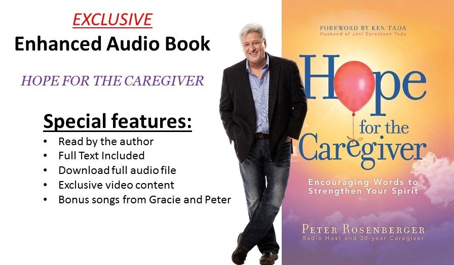 Hope for the caregiver audio book