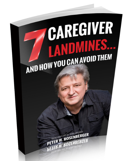 Caregiver Landmine #1: Ignoring Personal Health Needs