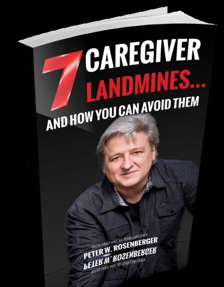 Caregiver Landmine #1: Ignoring Personal Health Needs